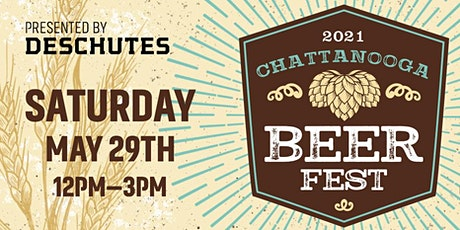 Chattanooga Beer Fest 2021 tickets