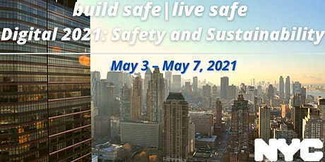 NYC Department of Buildings 2020 Build Safe|Live Safe Conference tickets