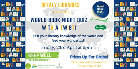 World Book Night Quiz tickets