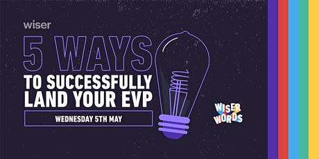 5 Ways To Successfully Land Your EVP tickets
