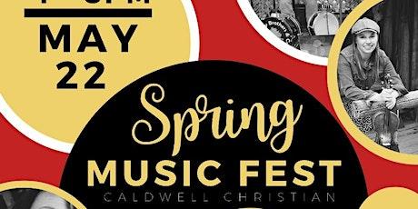 Spring Music Fest tickets