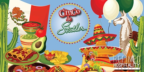 Cinco De Statler tickets