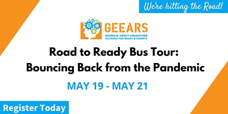Road to Ready Bus Tour: Bouncing Back from the Pandemic tickets
