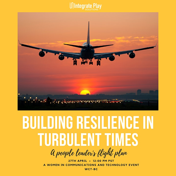 Building Resilience in Turbulent Times image