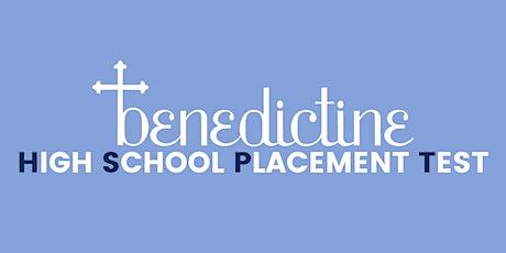 BHS High School Placement Test tickets