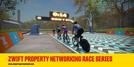 Zwift Property Networking Time Trail Race Series tickets
