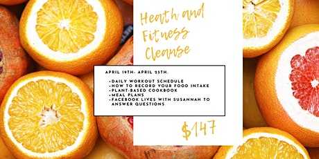 Health and Fitness Cleanse tickets