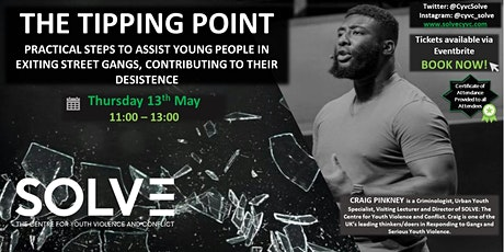 The Tipping Point tickets