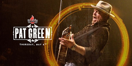 Pat Green with Corey Kent Live at Lava Cantina tickets