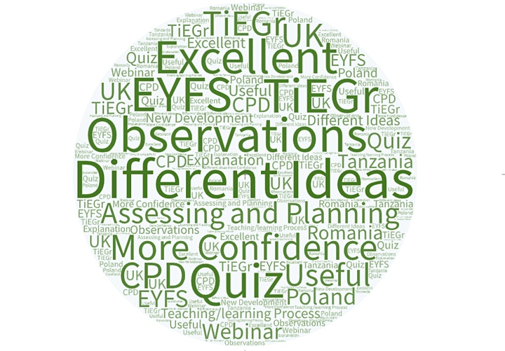 Observation, Assessment and Planning in Early Years - EYFS CPD image