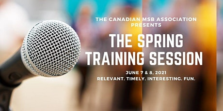 2021 CMSBA Canada Spring Training Session tickets