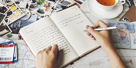 How To Find Your Creative Voice Through Journaling tickets