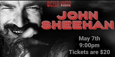 John Sheehan Comedy Show tickets