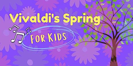 Vivaldi's Spring tickets