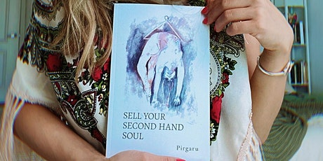 """Book Launch, """" Sell your second hand soul""""- Pirgaru tickets"""