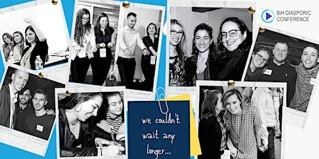 BiH Diasporic Conference 2021 - An Online Gathering tickets