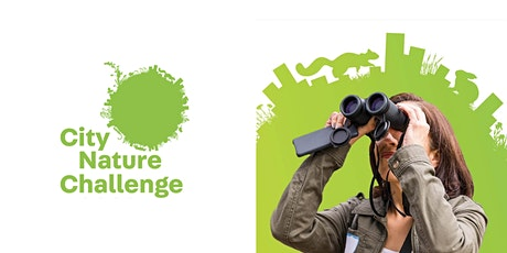 You Can Be a Citizen Scientist: An Intro to the 2021 City Nature Challenge tickets