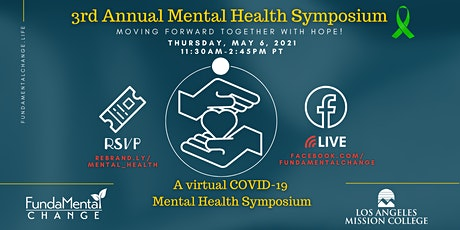 3rd Annual Mental Health Symposium tickets