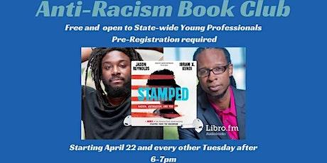Virtual Anti-Racism Book Club tickets