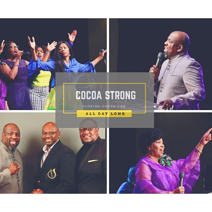 Florida Cocoa State Convention 2021: Above All image