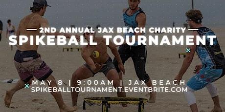 2nd Annual Jax Beach Charity Spikeball Tournament tickets