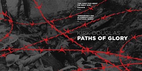 """Cinéma historique : """"Paths of Glory"""" (1957) de Stanley Kubrick tickets"""