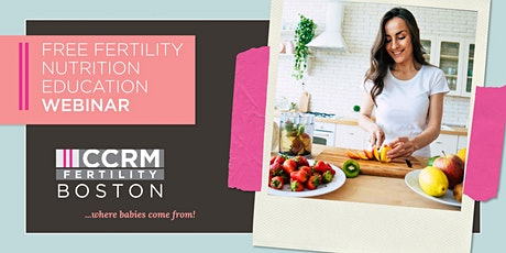 Fertility Nutrition Reset for Spring - Boston, MA tickets