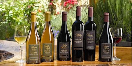 J. Lohr Wine Dinner tickets