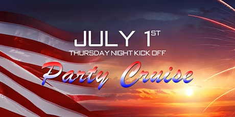 July 1st Kick Off Your Independence Weekend Bash  on The CABANA tickets