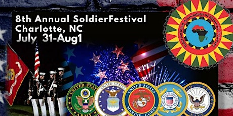 8th Annual Global SoldierFestival-Charlotte, NC tickets