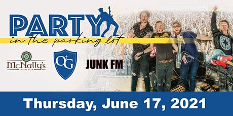 Party in the Parking Lot - Junk FM tickets