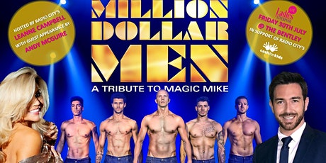 Ladies of Liverpool Brunch with Million Dollar Men tickets