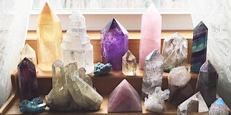 Crystals and Your Intuition w/ Elizabeth Cromie de Vazquez tickets