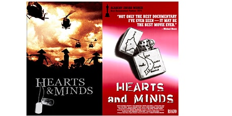 "Vietnam War Documentary Program - ""Hearts and Minds"" - Livestream tickets"