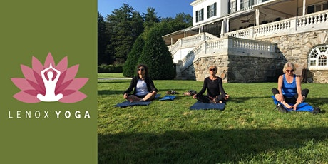 Outdoor Yoga at The Mount tickets