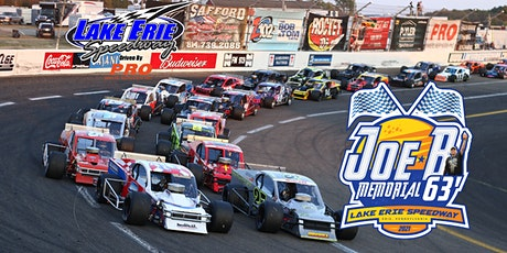 """Night at the Races """"Joe B Memorial 63"""" featuring ROC Modifieds- Erie, PA tickets"""