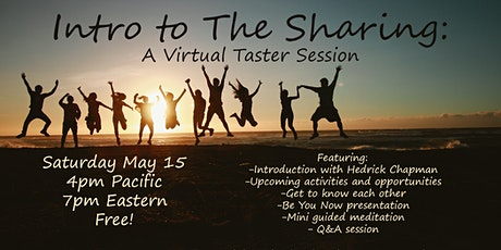 Intro to The Sharing - a Virtual Taster Session tickets
