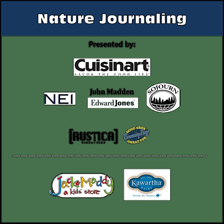 Passport to Nature Kids' Activity: Nature Journal Hike image
