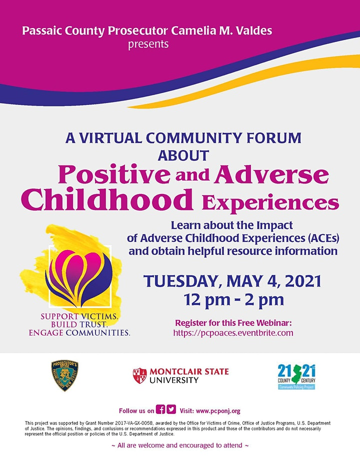 Virtual Community Forum About Positive and Adverse Childhood Experiences image