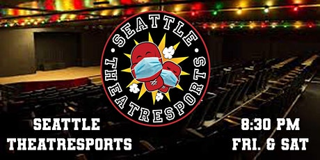 Seattle Theatresports Improv LIVE! tickets