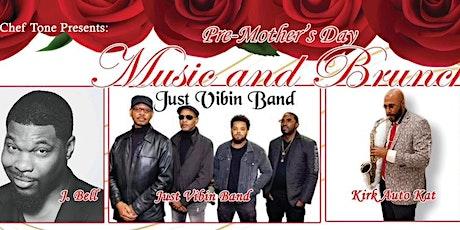 Music & Brunch tickets