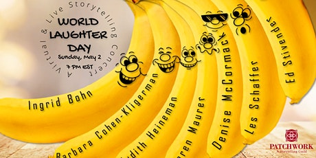 World Laughter Day Storytelling Extravaganza tickets