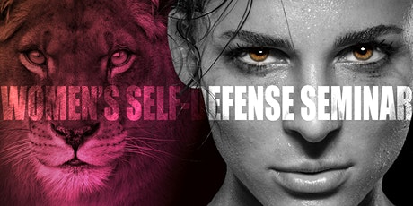 Girls' Night Out: Women's Self-Defense Seminar w/Renzo Gracie tickets