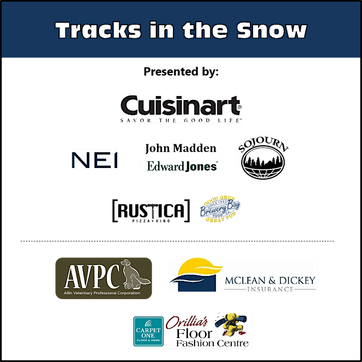 Passport to Nature: Tracks in the Snow image