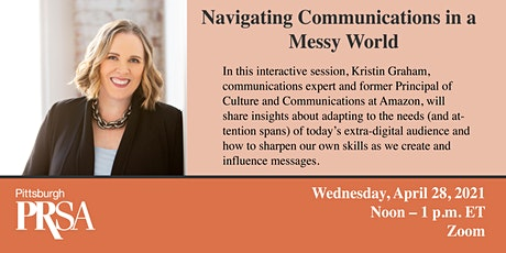 Navigating Communications in a Messy World tickets