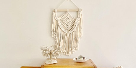 Garden Macrame Workshop tickets