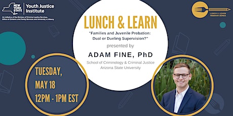 YJI Lunch & Learn Webinar with Dr. Adam Fine tickets