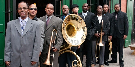 Rebirth Brass Band at Zony Mash Beer Project tickets