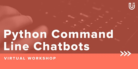 Python Command Line Chatbots [Free Virtual Workshop] tickets