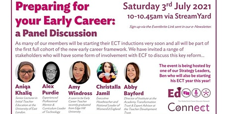 Preparing for your Early Career: Panel Discussion tickets